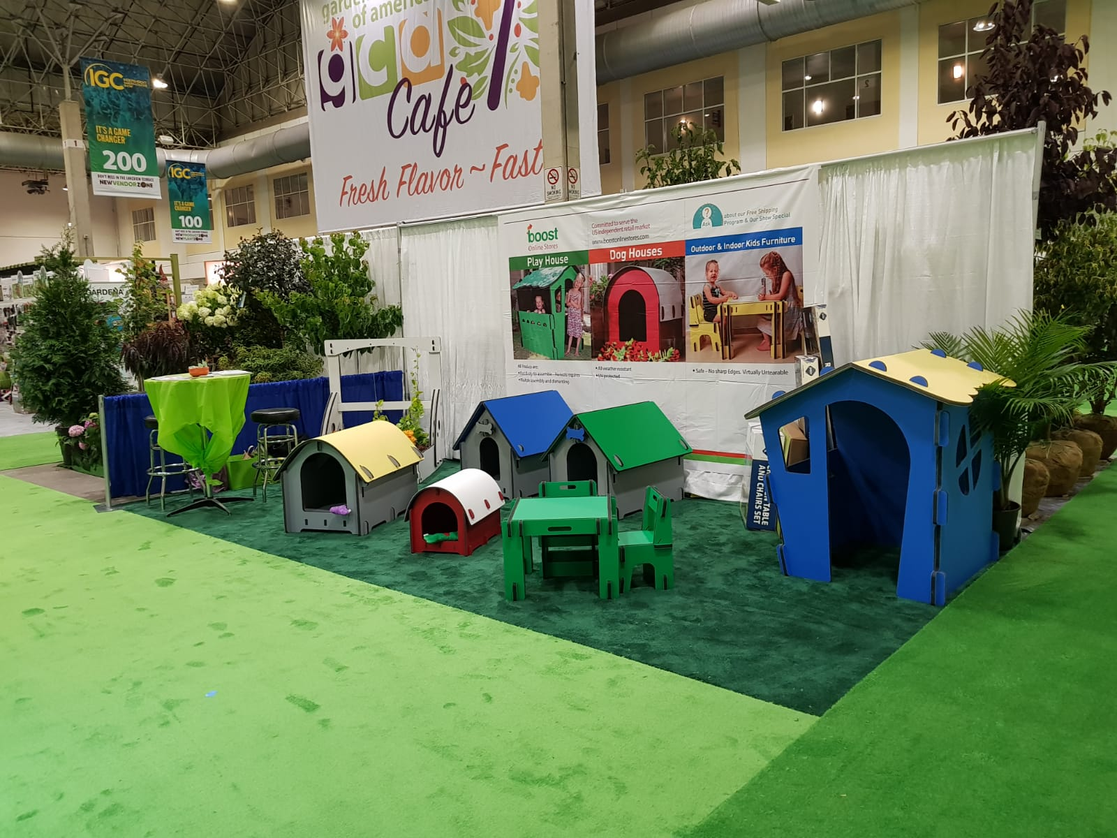All Garden Products - Home&Garden Show (Double click for better view)